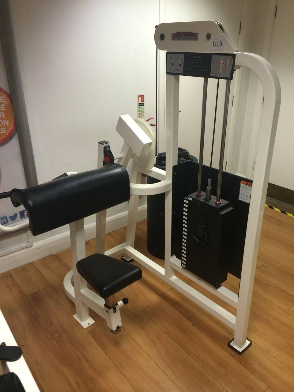 Life Fitness Equipment Full Strength And Cardio Set Up Total Gym Solutions