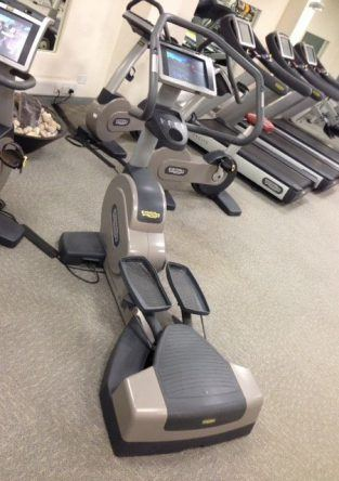 Life fitness treadmill 95ti