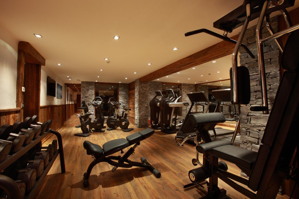 luxury home gym total gym solutions. Black Bedroom Furniture Sets. Home Design Ideas
