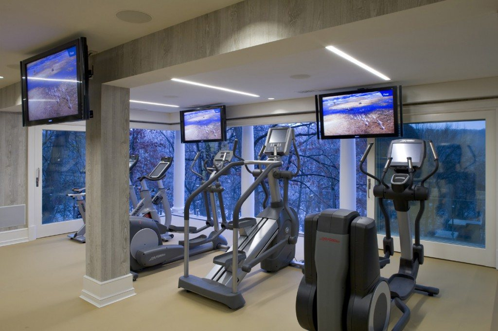 Luxury home gym total gym solutions for Best home gym design ideas