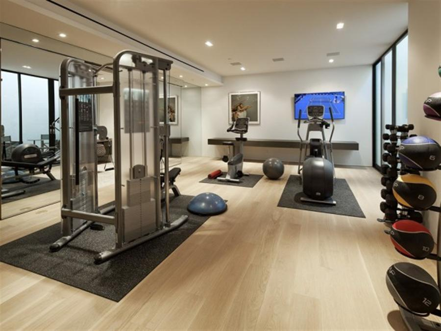 Luxury home gym total gym solutions - Images of home gyms ...