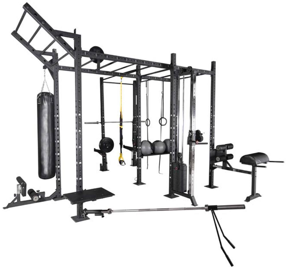 functional training rig total gym solutions. Black Bedroom Furniture Sets. Home Design Ideas