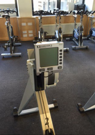 build your own rowing machine