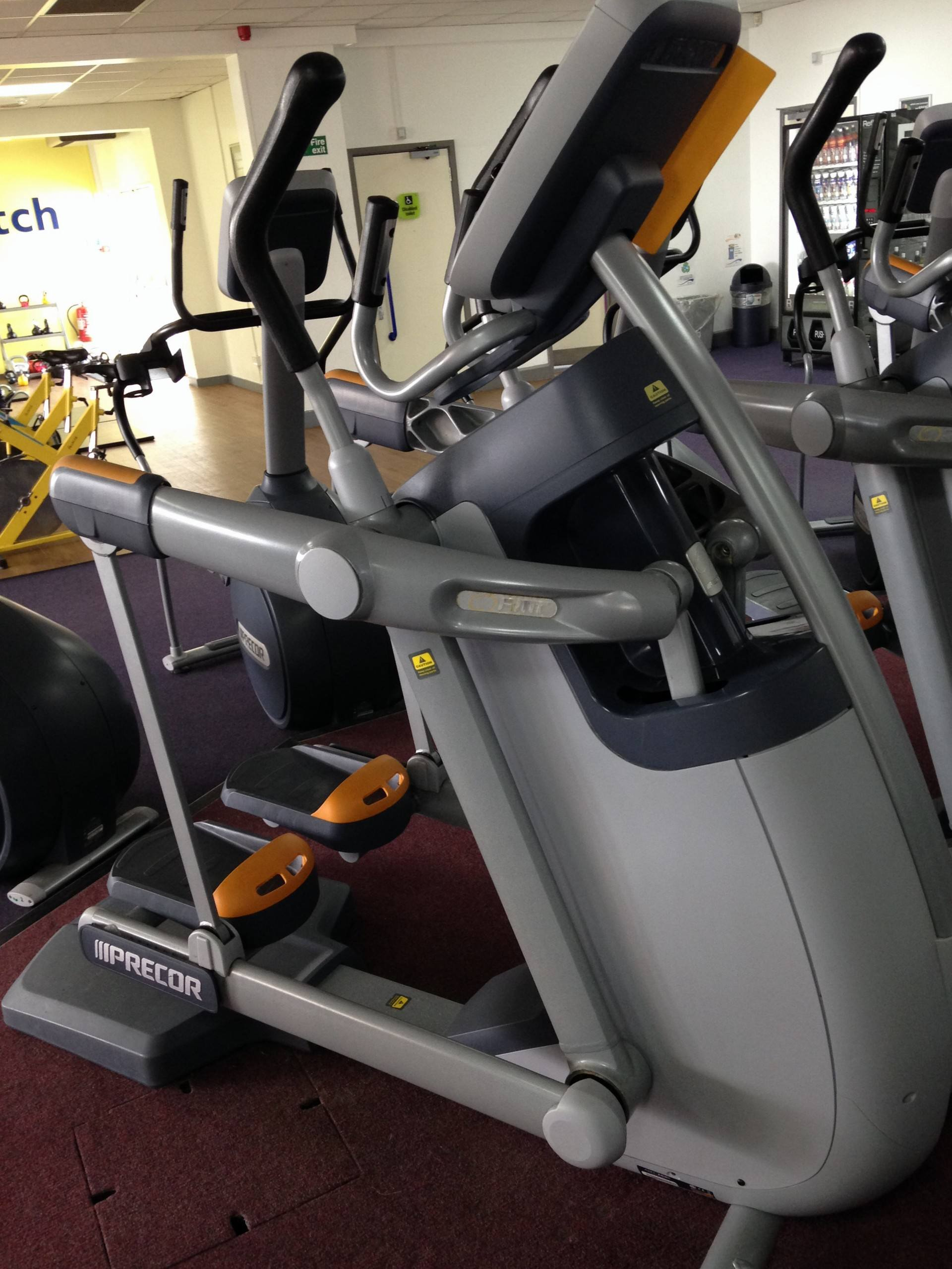 precor cv package  u2013 27 machines