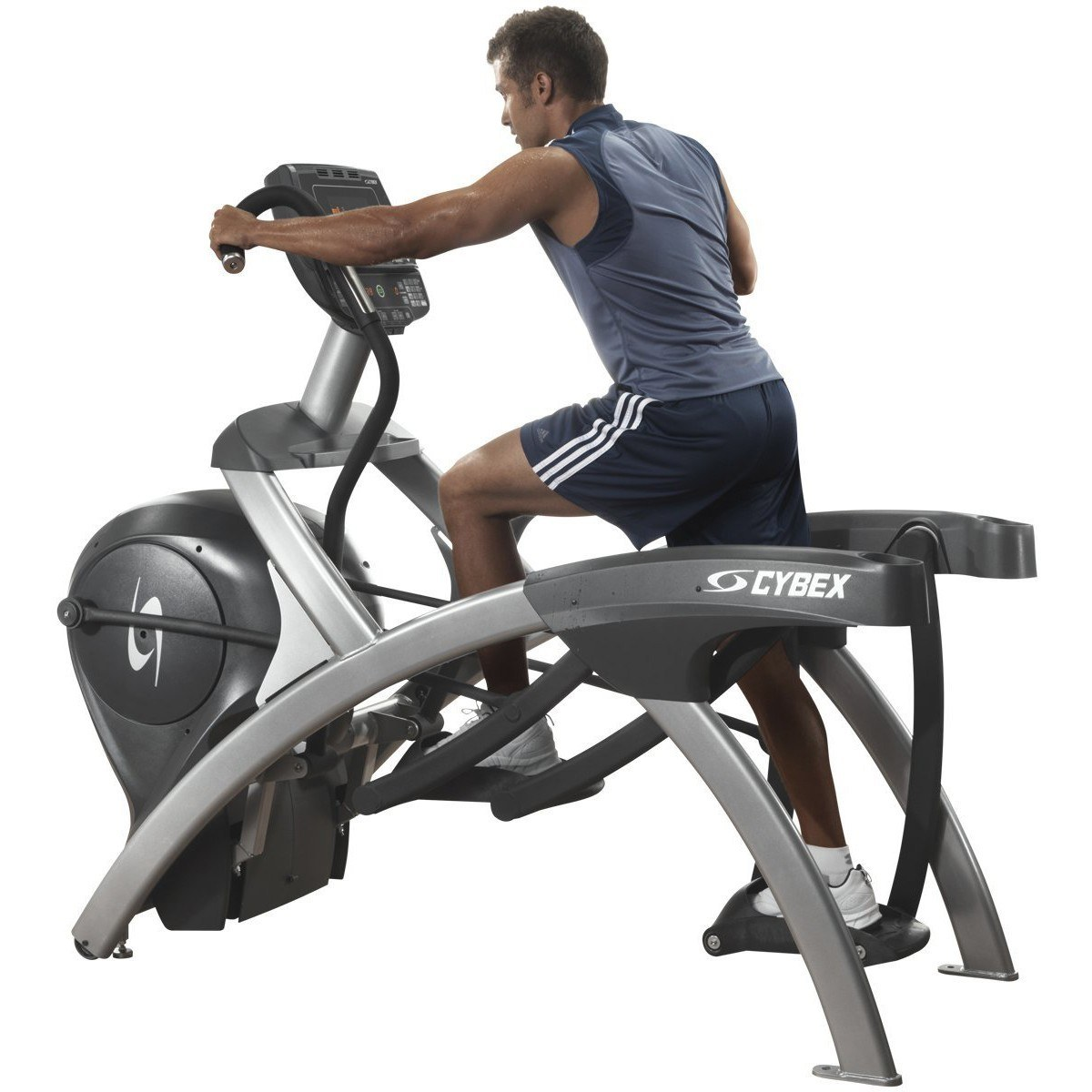 Cybex Treadmill Workouts: Cybex Arc Cross Trainer Full Body Workout.