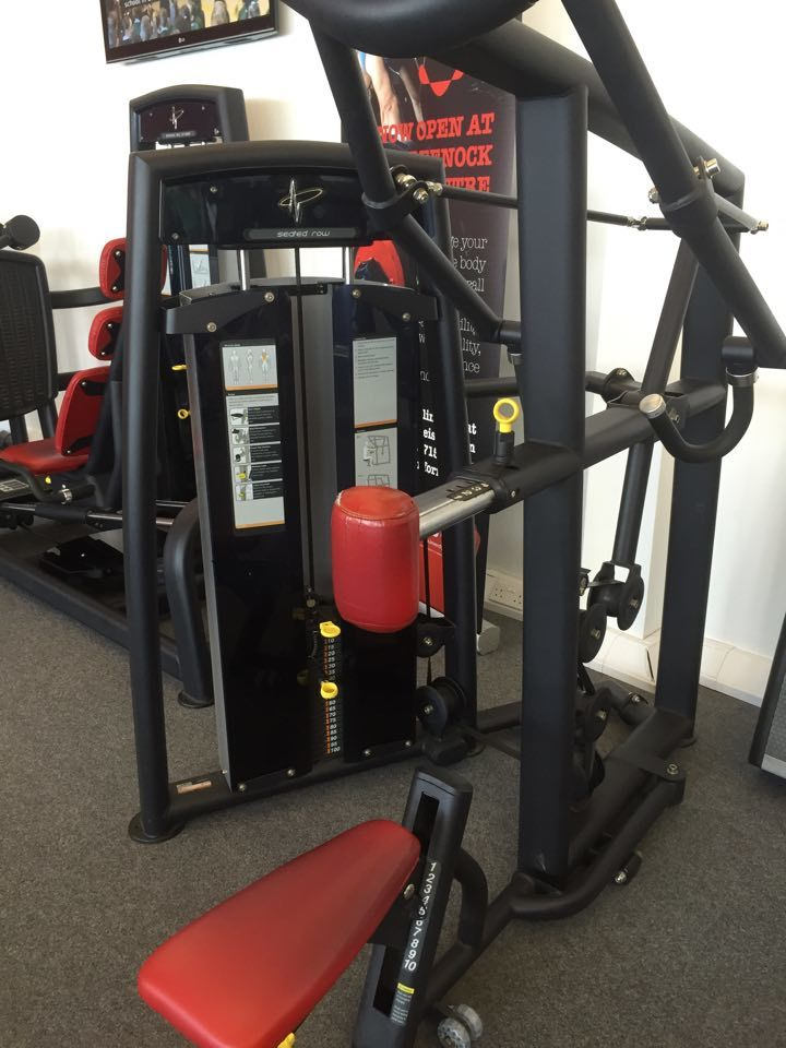 Pulse Fitness Gym Package 40 Stations Total Gym Solutions