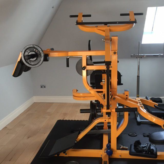 Powertec Workbench Multisystem Total Gym Solutions