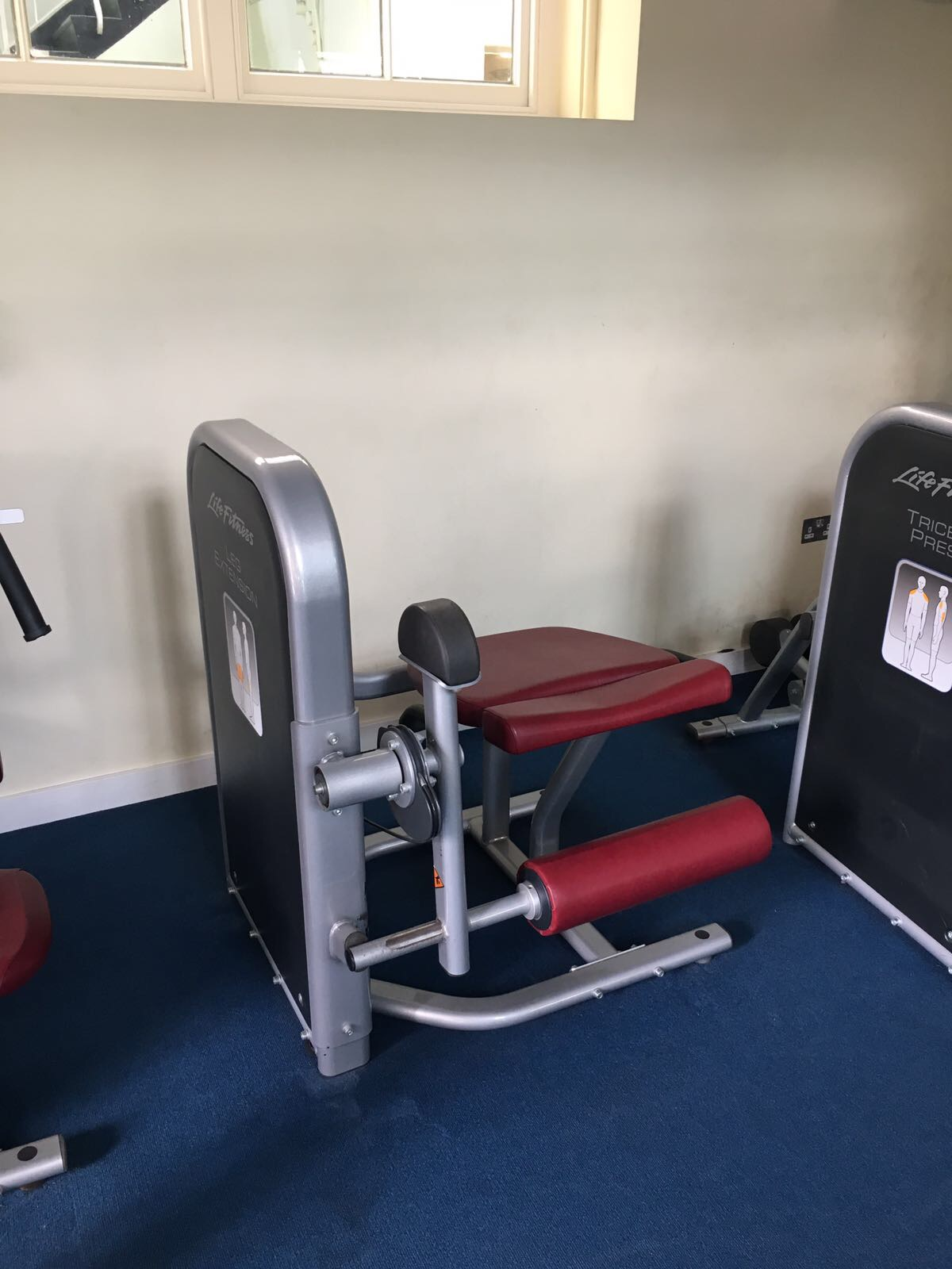 Life Fitness Circuit Series 9 Stations Total Gym Solutions